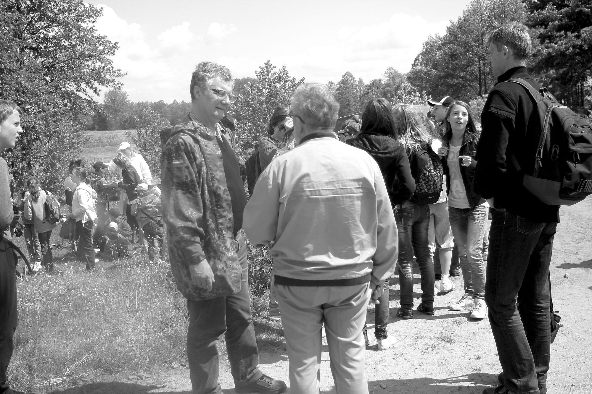 Wycieczka nad Bug, 25 maja 2011 r.