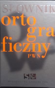 Słownik ortograficzny PWN /5252/