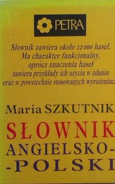 Słownik angielsko-polski /5299/