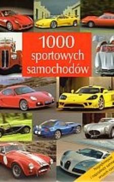 1000 sportowych samochodów /6291/