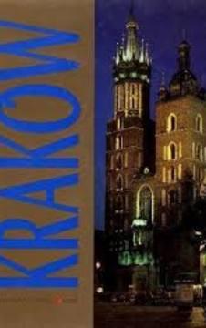 Kraków 188 fotografii z tekstem Jana Ostrowskiego /6297/