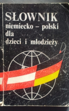 Słownik niemiecko-polski dla dzieci i młodzieży /6418/