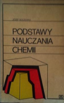 Podstawy nauczania chemii /5468/