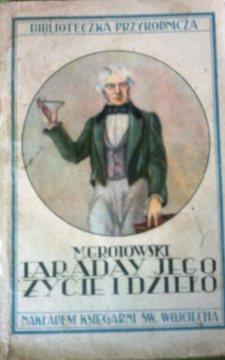 Michał Faraday jego życie i dzieło /7057/