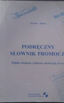 Podręczny słownik promocji /7128/