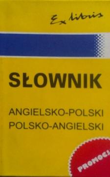 Ex libris Słownik angielsko-polski polsko-angielski /7134/