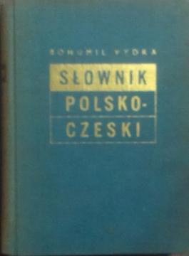 Słownik polsko - czeski /7200/