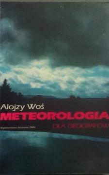 Meteorologia dla geografów /7201/
