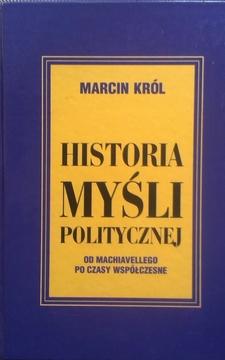 Historia myśli politycznej O Machiavellego po czasy współczesne/6550/