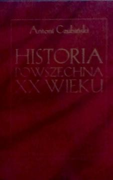 Historia Powszechna XX wieku /5724/
