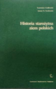 Historia starożytna ziem polskich /5925/
