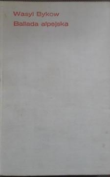 Ballada alpejska /8034/