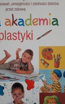 Moja akademia plastyki /8039/