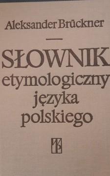 Słownik etymonologiczny języka polskiego /6779/