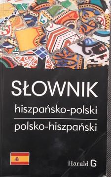 Słownik hiszpańsko-polski polsko-hiszpański /6827/