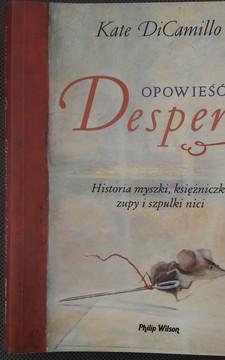 Opowieść o Despero /6828/