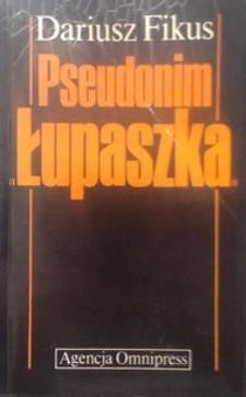 """Pseudonim """"Łupaszka"""" /8161/"""