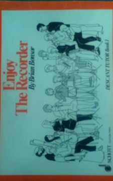 Enjoy the Recorder Descant Tutor Book 1 /6915/