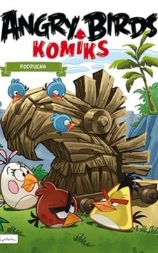 Komiks Angry Birds Podpucha /6975/