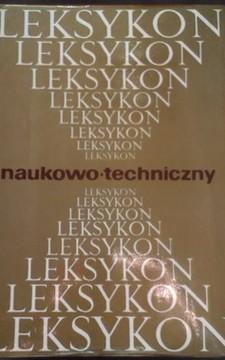 Leksykon naukowo-techniczny /8328/