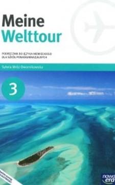 Meine Welttour 3 podr. J. niemiecki /9076/