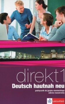 Direkt Deutsch 1  Podr. ZR J. niemiecki /9078/