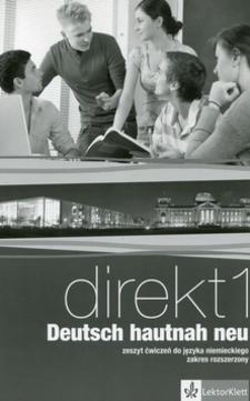 Direkt Deutsch 1 ćw. ZR J. niemiecki /9079/
