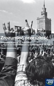Zrozumieć przeszłość Historia 4 ZR Podręcznik /9086/