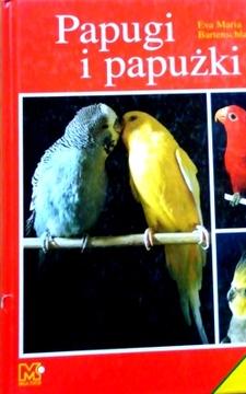 Papugi i papużki 1 /8527/