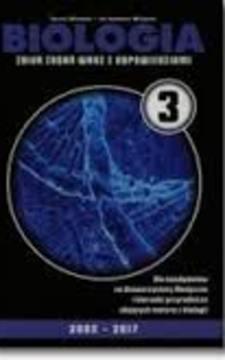 Biologia 3 zbiór zadań wraz z odpowiedziami 2002-2017 /9105/