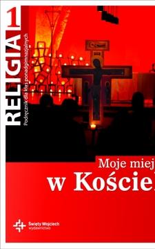 Religia 1 LO Moje miejsce w Kościele podr. /9121/
