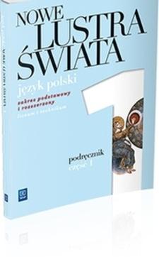 Nowe lustra świata 1 Język polski LO /9135/