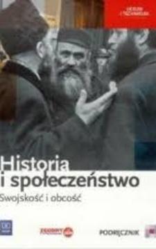Historia i społeczeństwo Swojskość i obcość /9182/