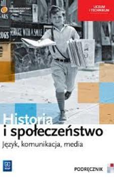 Historia i społeczeństwo Język, komunikacja i media /9184/