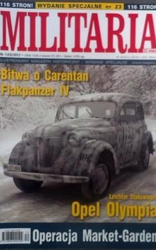 Militaria nr 1(23)/2012 Wydanie specjalne nr 23  /8597/