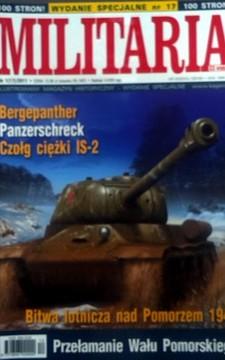 Militaria nr 1(17)/2011 Wydanie specjalne nr 17  /8600/