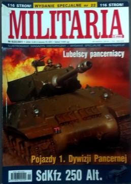 Militaria nr 6(22)/2011 Wydanie specjalne nr 22  /8601/