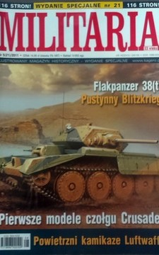 Militaria nr 5(21)/2011 Wydanie specjalne nr 21  /8603/