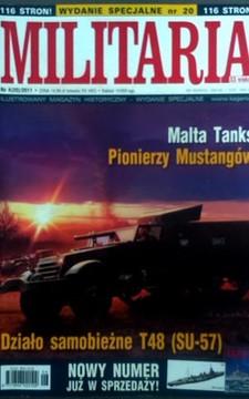 Militaria nr 4(20)/2011 Wydanie specjalne nr 20  /8604/