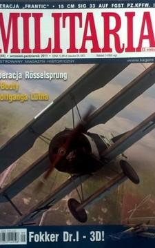 Militaria nr 5(44) wrzesień-październik 2011  /8605/