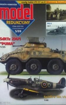 Model redukcyjny nr 5/99  /8611/