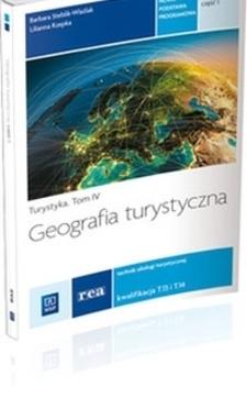 Turystyka Tom IV Geografia turystyczna cz.1 /9211/