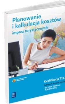Planowanie i kalkulacja kosztów imprez turystycznych uż. /9219
