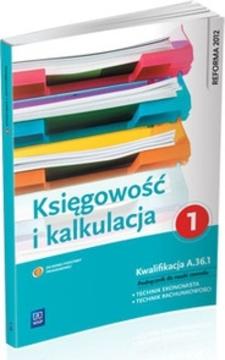 Księgowość i kalkulacja cz.1 /9224/