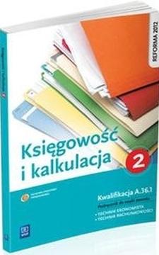 Księgowość i kalkulacja 2 /9225/
