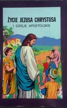 Komiks Życie Jezusa Chrystusa i dzieje apostolskie /8694/