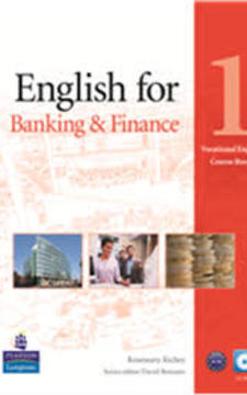 English for Banking & Finance 1 /9333/