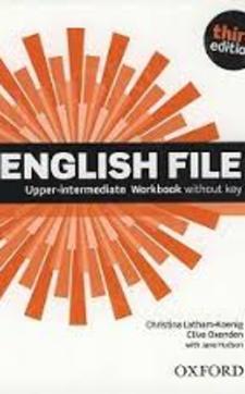 English file upper-intermeduiate Workbook with key /9336/