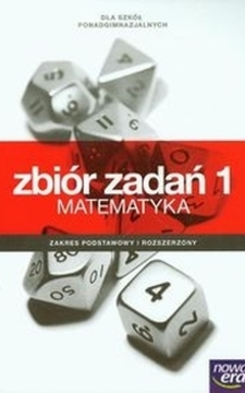 Zbiór zadań 1 Matematyka ZPiR Uż. /9353/