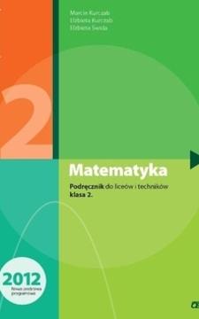 Matematyka 2 ZP Podr. Uż. /9354/